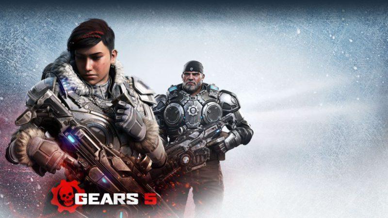 Gears 5 creators work on a new IP, according to an employee's Linkedin