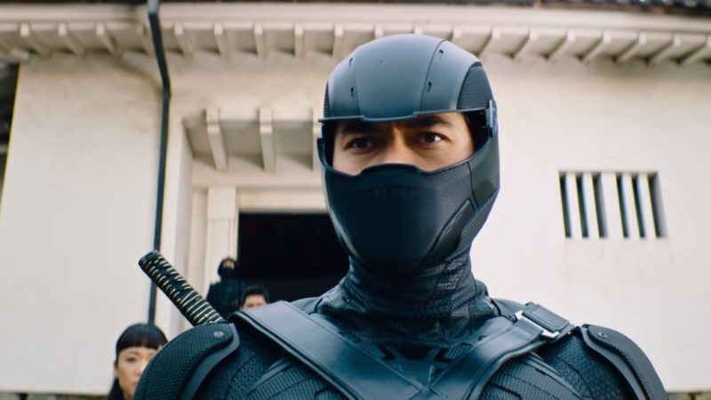 Snake Eyes: The Origin leaves no room for rest in its new definitive trailer