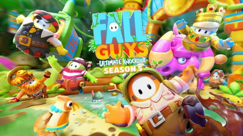 Fall Guys are going to the jungle in their season 5 trailer