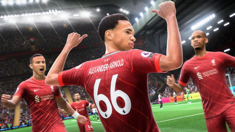 First gameplay of FIFA 22: time and how to watch online