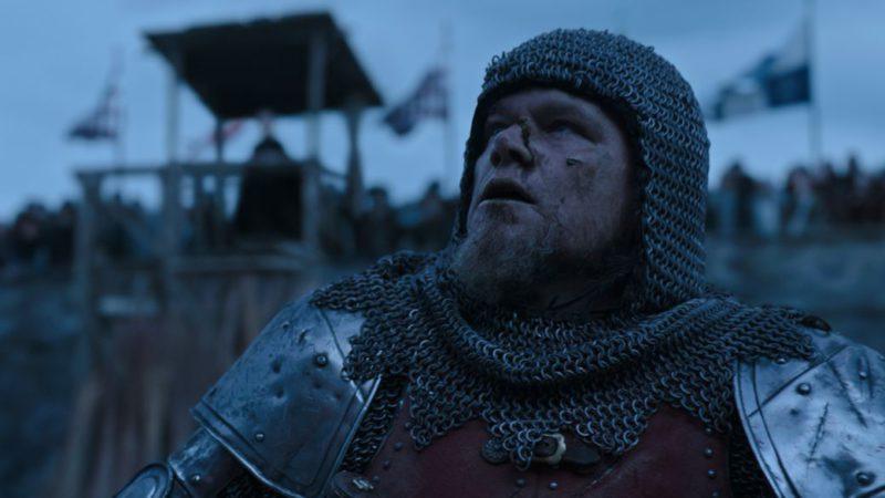 Final Duel: epic trailer for Ridley Scott's new movie with Matt Damon, Ben Affleck and Adam Driver