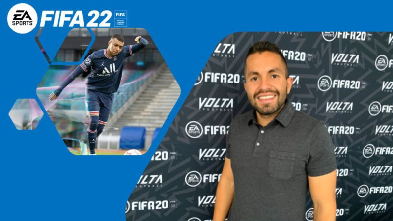 FIFA 22 - It's easy to play, but hard to master