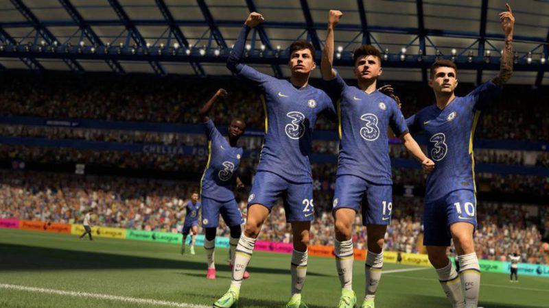 FIFA 22: EA justifies why the game is not the 'next gen' version on PC