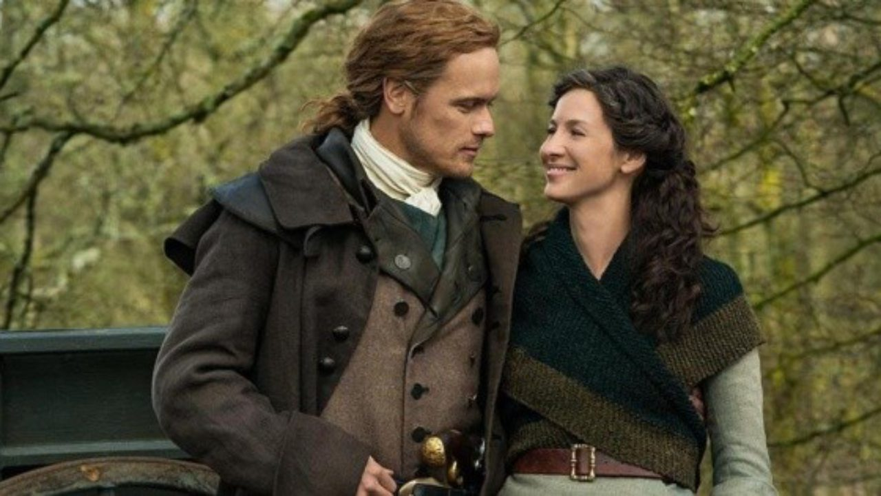 Dating outlander caitriona sam and Who is