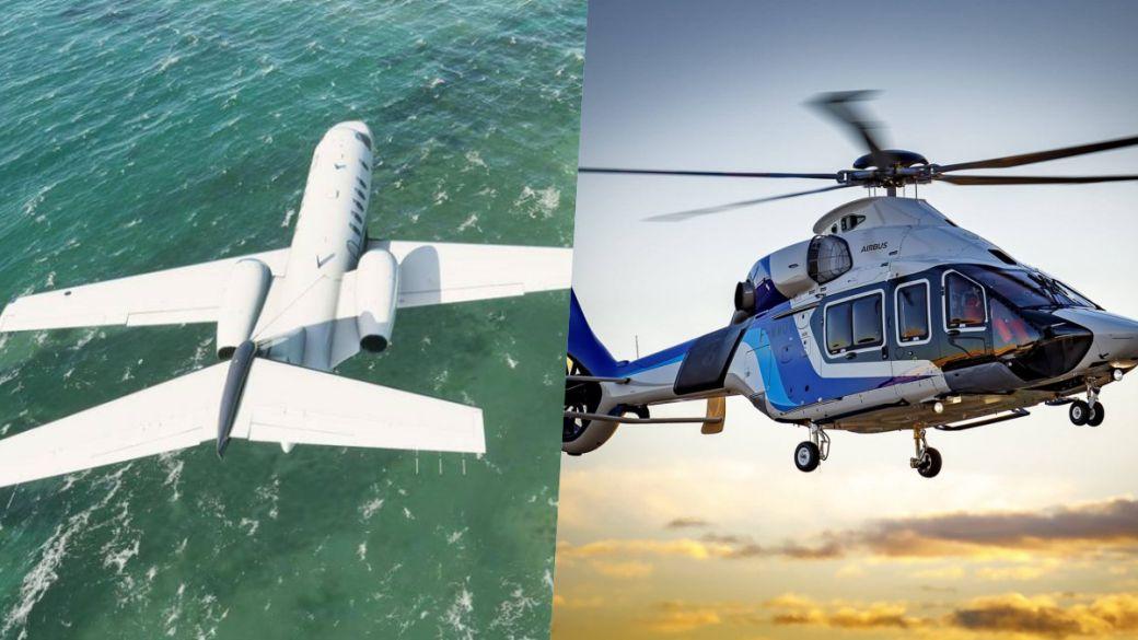 Microsoft Flight Simulator will add helicopters in 2022