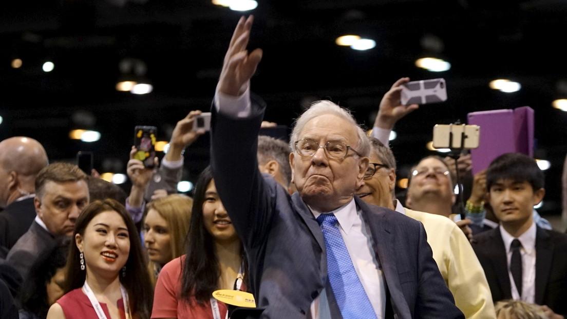 Warren Buffett habría perdido unos 6.000 millones de dólares por la caída de las acciones de 4 empresas