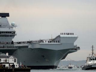 Reino Unido planea desplegar permanentemente dos buques de guerra en el Indo-Pacífico