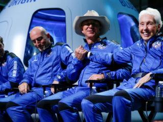 Congresista estadounidense propone establecer un impuesto al turismo espacial