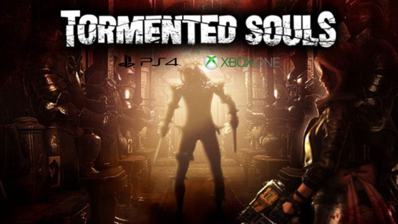 Tormented Souls, Inspired by Silent Hil and Resident Evil, Coming to PS4 and Xbox One;  new trailer