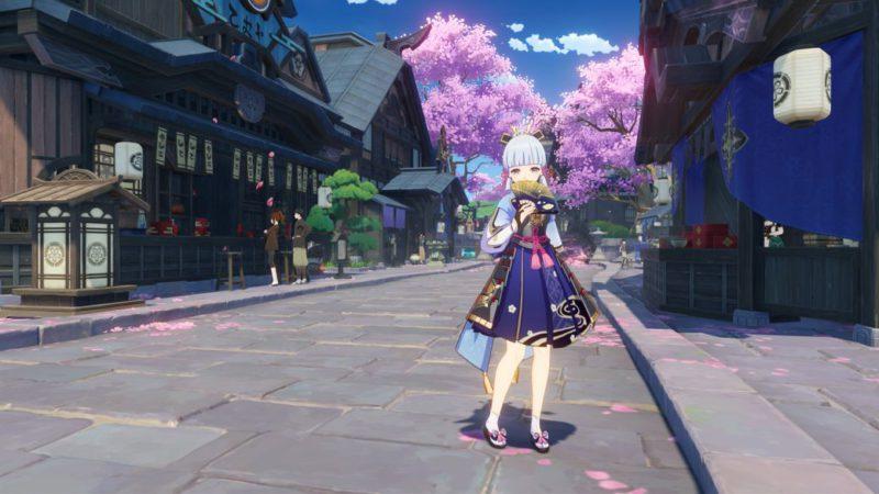 Genshin Impact update 2.0: cross-save, Inazuma region and more