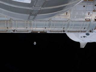 VIDEO: Los tripulantes de la Estación Espacial Internacional reubican la nave espacial Endeavour