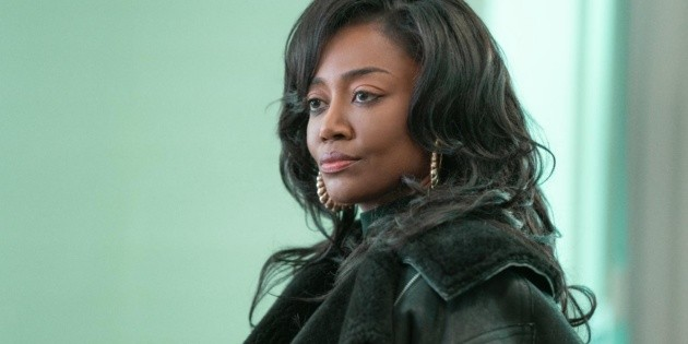 """Patina Miller, on Power Book III Raising Kanan: """"All characters have secrets, nothing seems what it really is"""""""