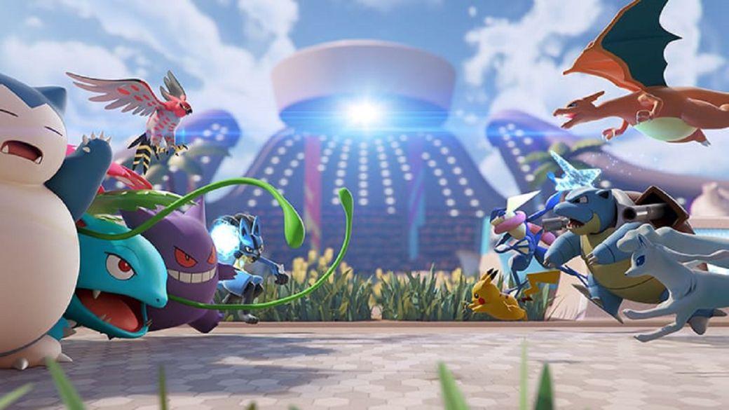 Pokémon Unite Nintendo Switch todos los Pokémon estadísticas movimientos