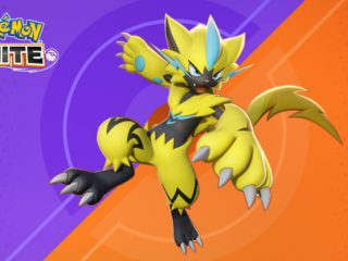Pokémon Unite Nintendo Switch Zeraora gratis cómo conseguir
