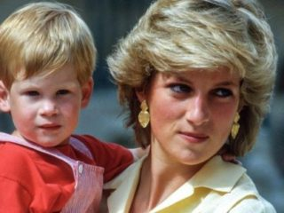 Will The Crown Miss It ?: Lady Di Knew Prince Harry's Future