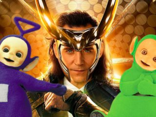 Marvel Studios' Loki discovers his famous inspiration in the Teletubbies: his director explains it