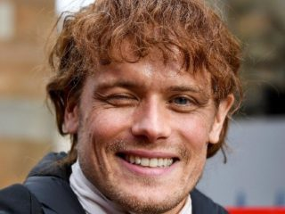 After Outlander, Sam Heughan spends his vacation far away from Scotland