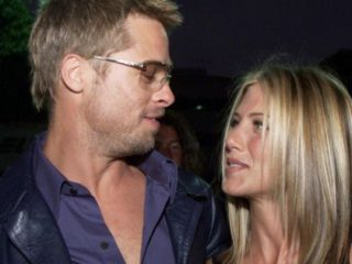 Jennifer Aniston confessed her love for Brad Pitt to an Argentine driver