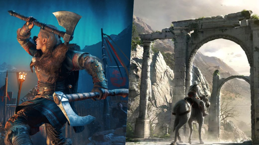 Assassin's Creed Valhalla: its art director leaves Ubisoft after 16 years with the company