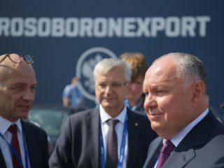 Rusia no vende casi ya armas en dólares y firma contratos por valor de más de 1.000 millones de euros en el salón MAKS 2021