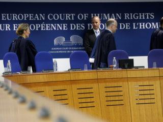 Rusia presenta una denuncia contra Ucrania ante el Tribunal Europeo de Derechos Humanos
