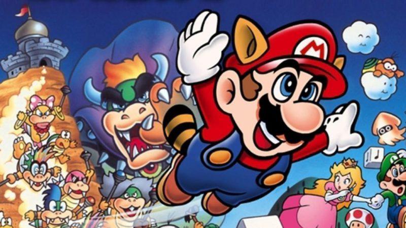 Super Mario, nombre