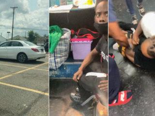 VIDEO: Rastrea al ladrón de su coche y lo detiene en una barbería