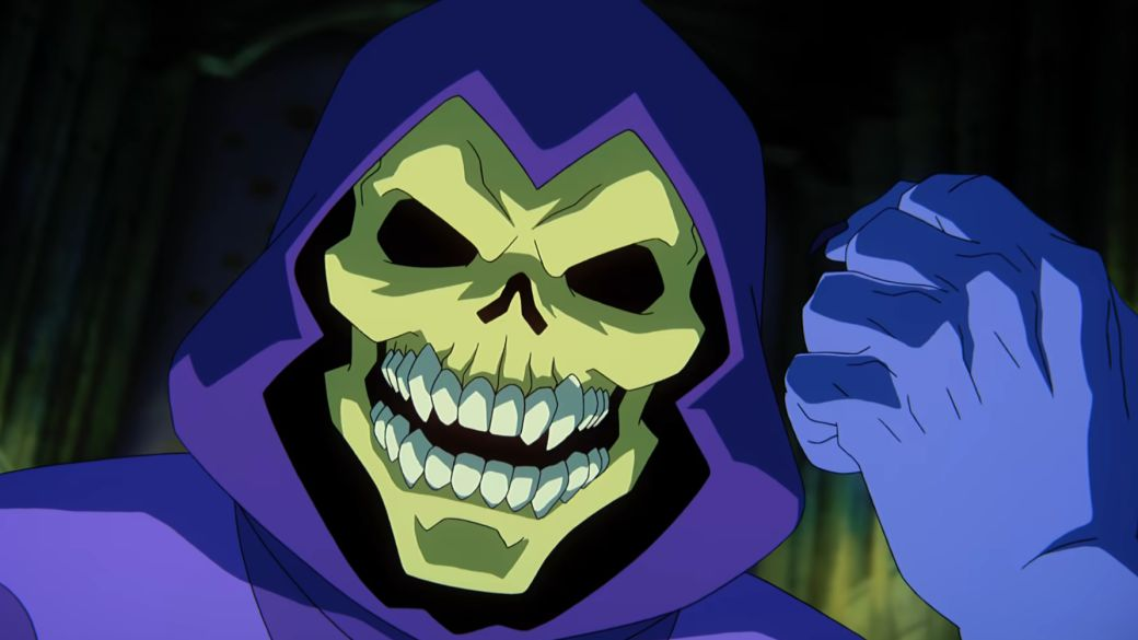 Masters of the Universe: Revelation from Netflix;  trailer, release date and characters