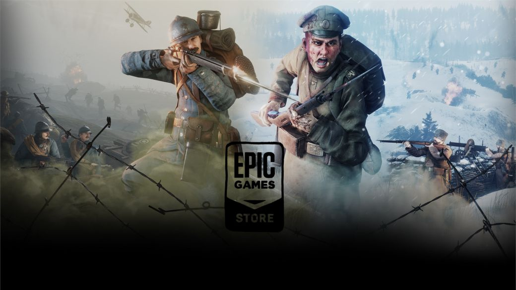 Verdun, among the free games on the Epic Games Store;  how to download them on PC