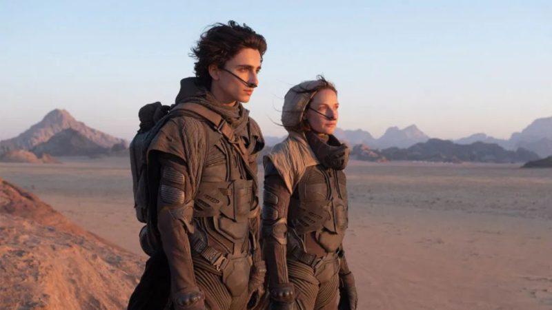Dune, general trailer of the film