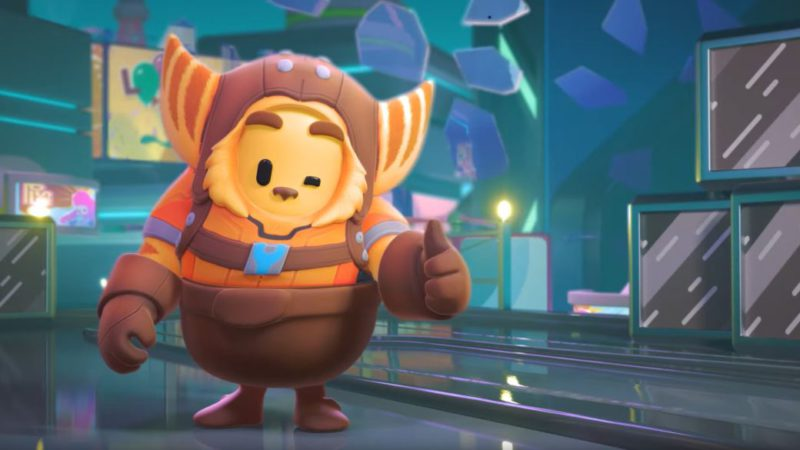 Ratchet & Clank arrive at Fall Guys;  new event for a limited time