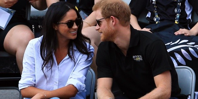 The Crown misses it: this is how the love between Meghan Markle and Prince Harry arose