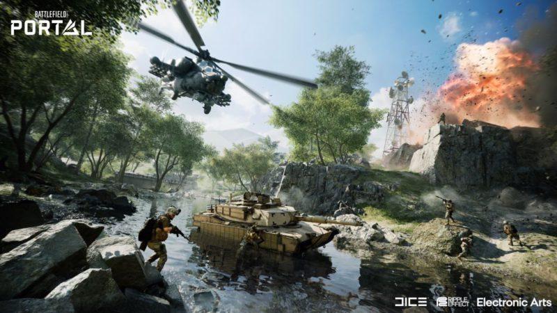 Battlefield 2042 Confirms Open Beta Date