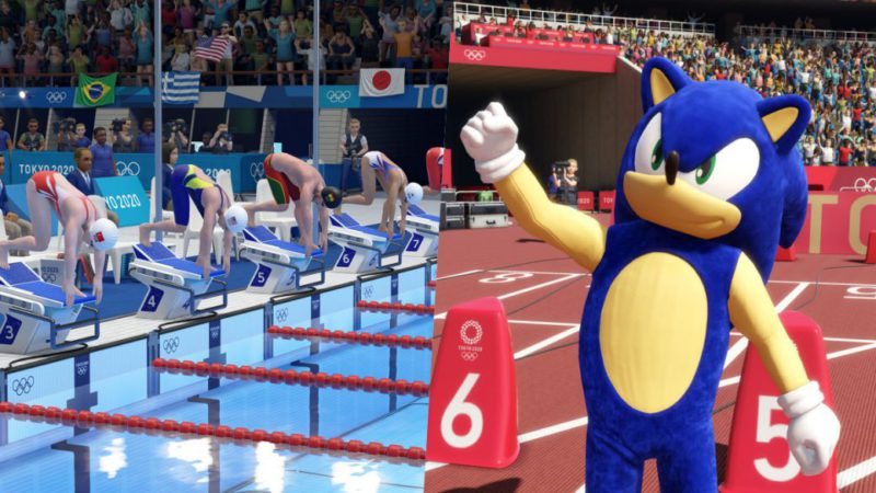 Tokyo 2020 Olympics: Play the Official Game Free for a Limited Time on PC (Steam)