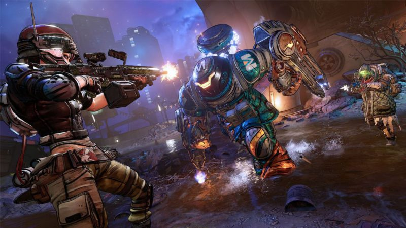 Several Borderlands 3 veterans leave Gearbox to create something new