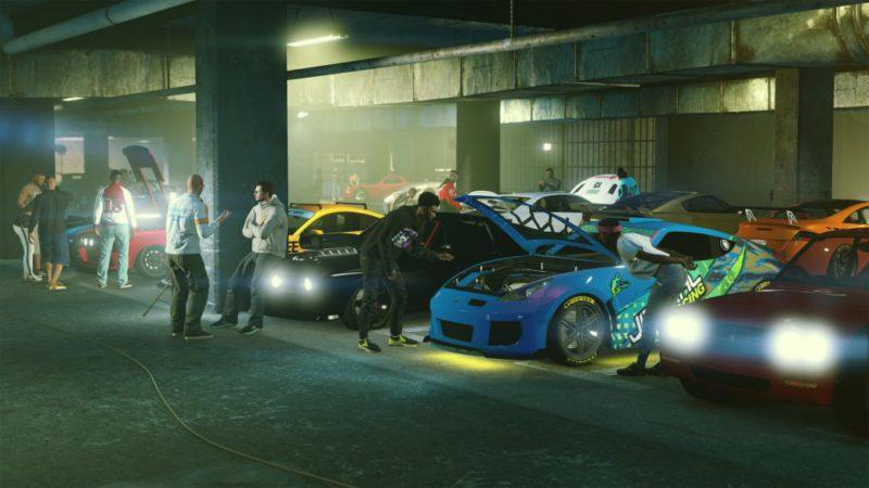 GTA Online: Rockstar Celebrates Los Santos Turners Success By Giving Game Money