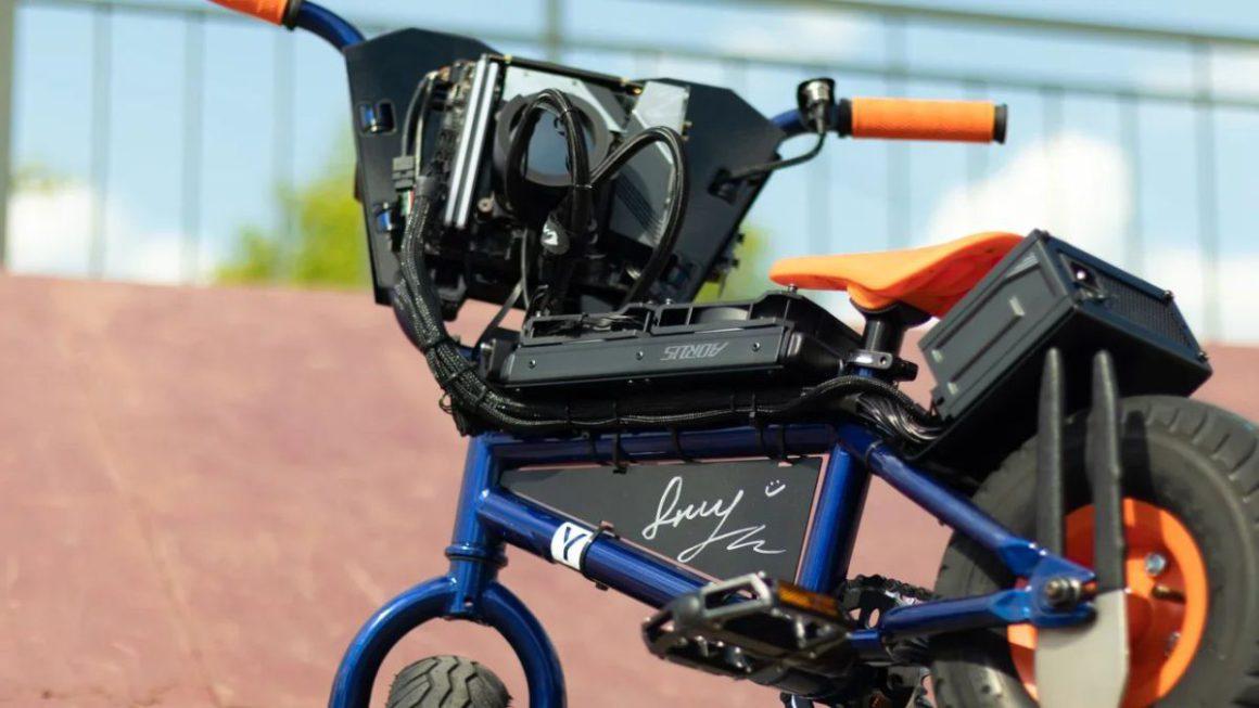 aorus bike
