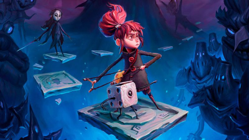 Lost in Random shows its Tim Burton-style universe in a new gameplay and confirms date