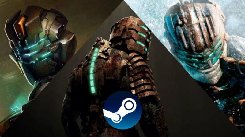 Dead Space Saga on Steam Sale: Play the Original Trilogy at Half Price