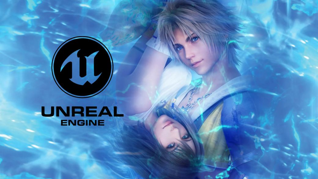 Final Fantasy X: this is how Tidus and Auron look with Unreal Engine and ray tracing