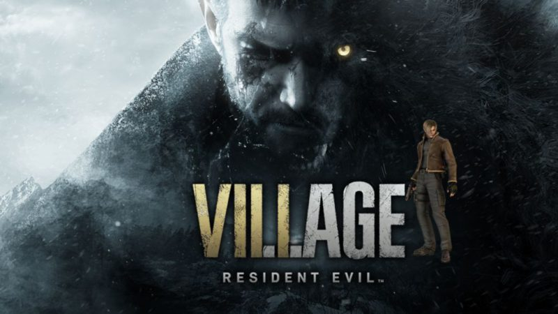 Resident Evil 8 Village: this is what Leon S. Kennedy looks like in the new mod that replaces Ethan