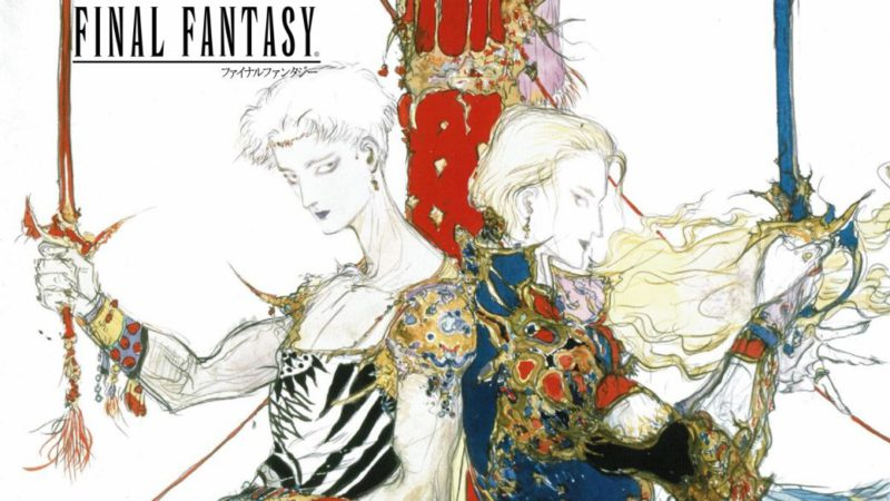 Why is the Final Fantasy saga called like that?  Origin of the name of the mythical saga of JRPG