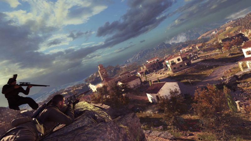 Sniper Elite 4 Enhanced on PS5 and Xbox Series X | S, free update now available