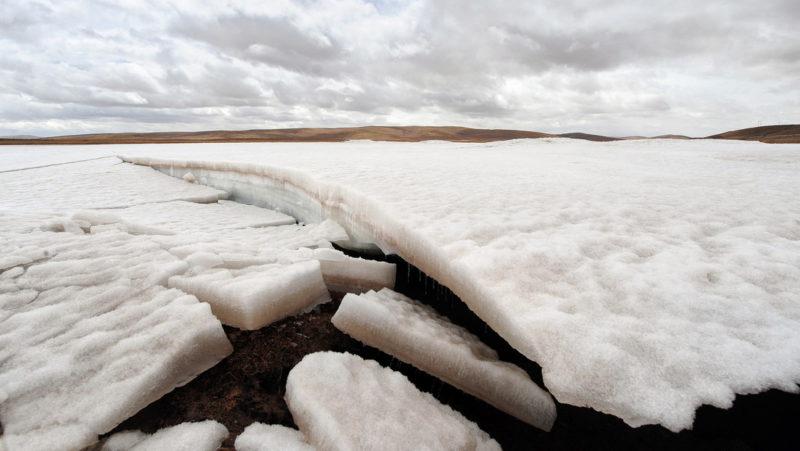 Identifican 28 virus desconocidos en el hielo de un glaciar tibetano de hace 15.000 años de antigüedad