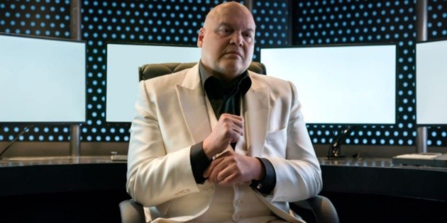 Does Vincent D'Onofrio return as Kingpin in Hawkeye?