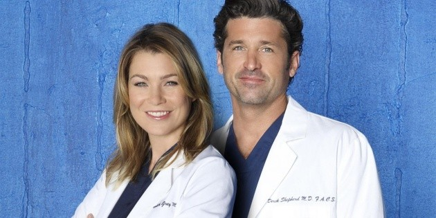 They're not friends: this was Ellen Pompeo and Patrick Dempsey's relationship outside of Grey's Anatomy