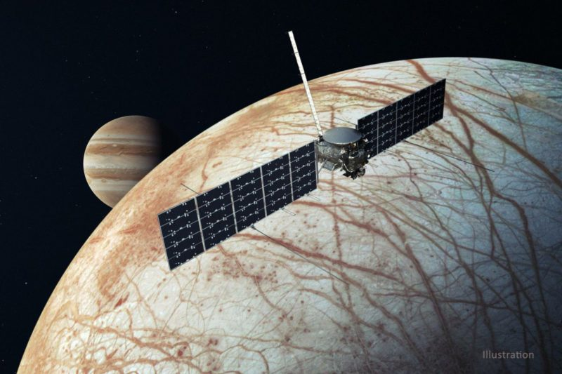 Europa Clipper Mission: NASA rides SpaceX on its way to Jupiter's moon