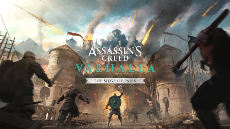 Assassin's Creed Valhalla: Microsoft Store leaks the date of its second expansion
