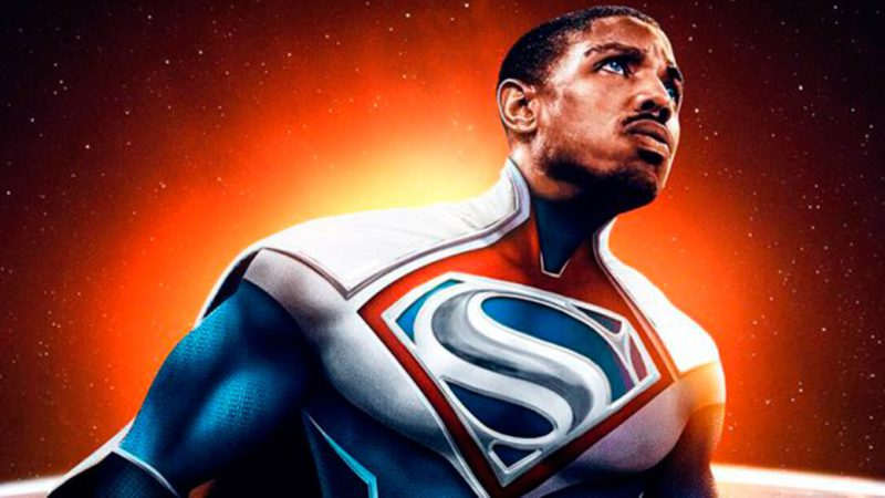 Michael B. Jordan works on a limited series of Val-Zod's Superman for HBO Max