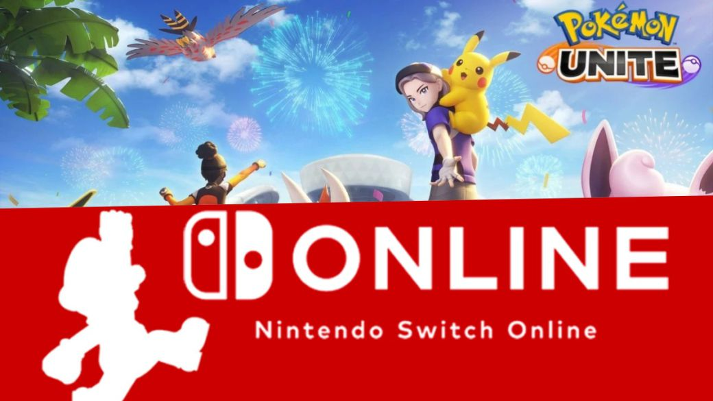 Pokémon Unite: is Nintendo Switch Online required to play?